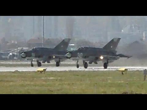 Bulgarian MiG-21 Display