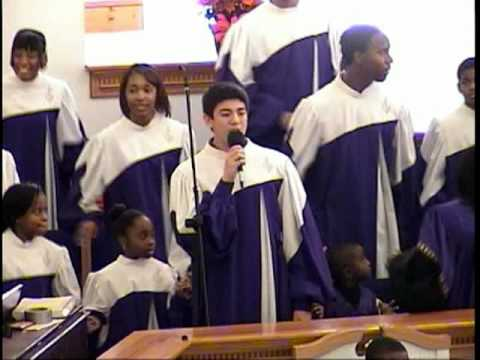 "Union Baptist Church Youth Choir ""Better Than That"" 12.20.09-11A.M."