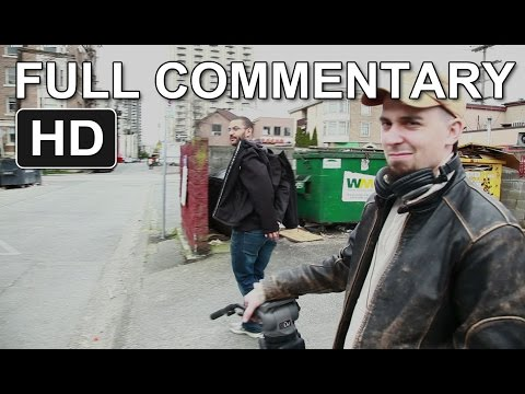 Android Night Punch Commentary W/ Filmmakers [Full Movie Commentary] [HD]