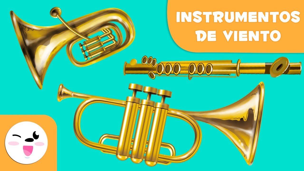 Los Instrumentos De Viento Para Niños Episodio 2 Aprende Música Youtube