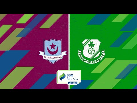 First Division GW13: Drogheda United 3-2 Shamrock Rovers II