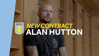 Alan Hutton | New contract