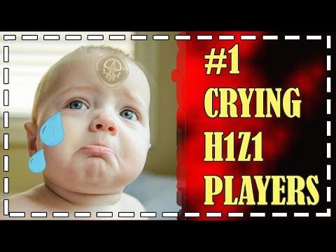 #1 | H1Z1'de Zırlayan Oyuncular (Crying...