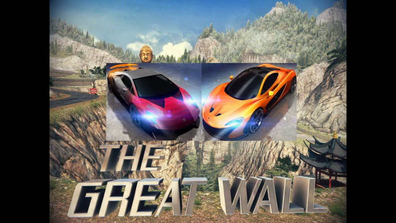 Sesto Vs. P1 Race Test (The Great Wall)