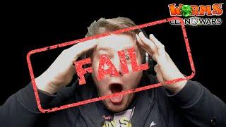 FAIL! JUST FAIL! 🎮 Worms Clan Wars