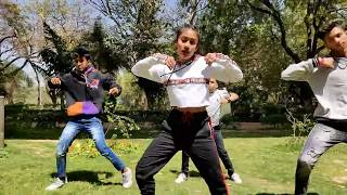 No Stylist (feat. Drake) -  Indian Style | Cover Dance Choreography By - Genesis Dance Studio