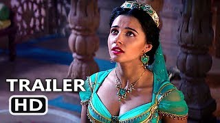 "ALADDIN ""Magic Carpet Ride"" Clip Trailer (NEW 2019) Will Smith, Disney Movie HD"