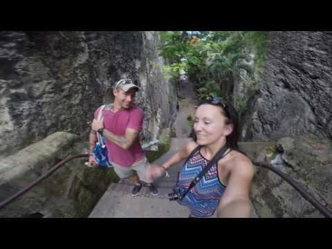 Exploring Bahamas   straw market, queens staircase, forts