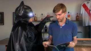 Batman Blasts Back with More (Terrible) Tough Guy Tips