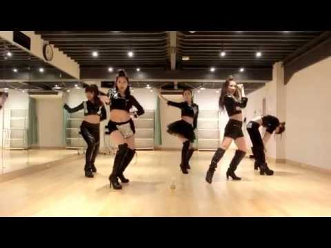 KARA Jumping dance Cover By 4line