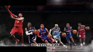 Allen Iverson Top 10 ATTACKING SKILLS - Happy 43rd Birthday to AI !!