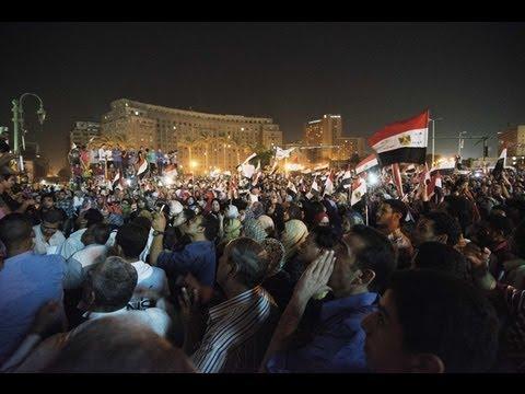 Sharif Abdel Kouddous: Millions Protesting Morsi Show Egyptian Revolution Still Going Strong