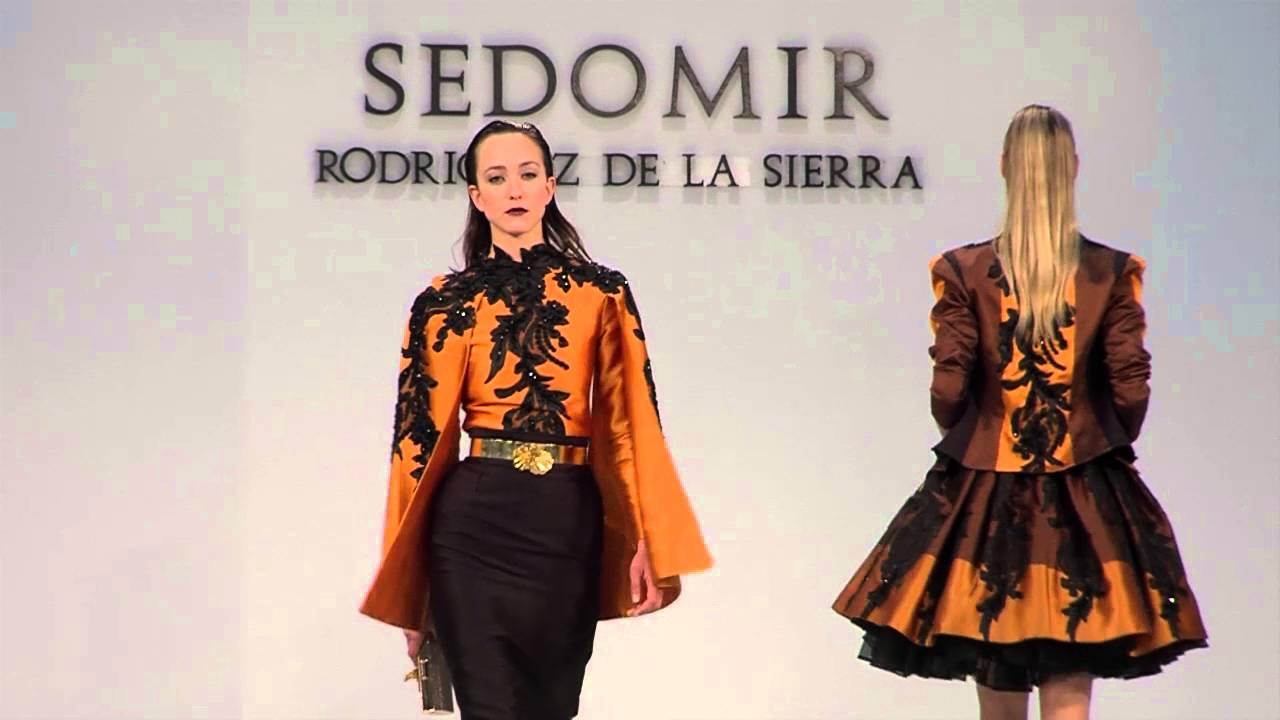 Tenerife Moda en el Salón Atelier Couture