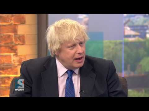Boris Johnson Full Interview - Peston on Sunday