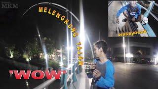 mancing lele+patin 10kg di sungai Surabaya
