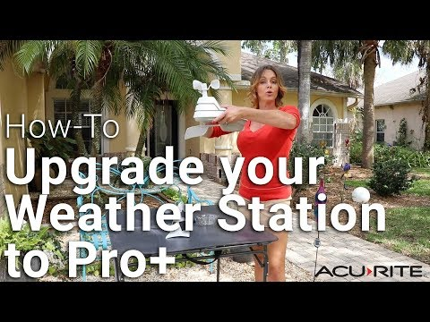 AcuRite Weather Station 5-in-1 PRO+ Upgrade