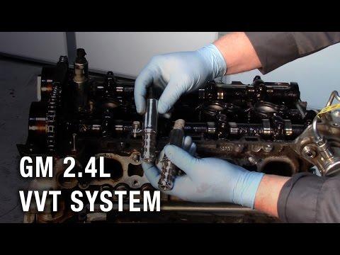 GM 2.4L VVT System