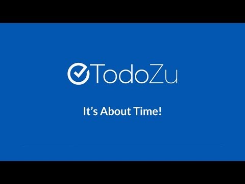 TodoZu - FREE Cloud Task & Project Management App - IOS, Android, Web