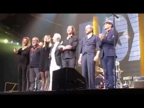 Roxette - Wiener Stadthalle 2015 Komplettes MultiCam Konzert