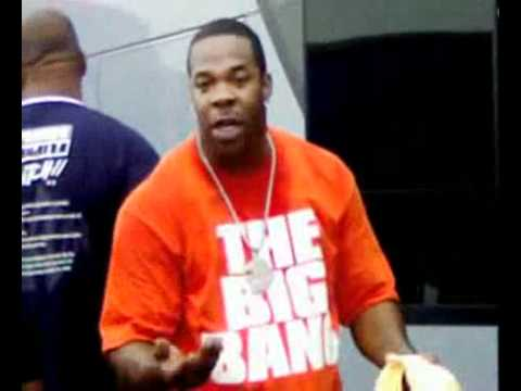 Busta Rhymes Snaps On A British Chick (ORIGINAL)