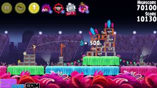 Angry Birds Rio - Rovio Entertainment Ltd CARNIVAL UPHEAVAL Level 1-8