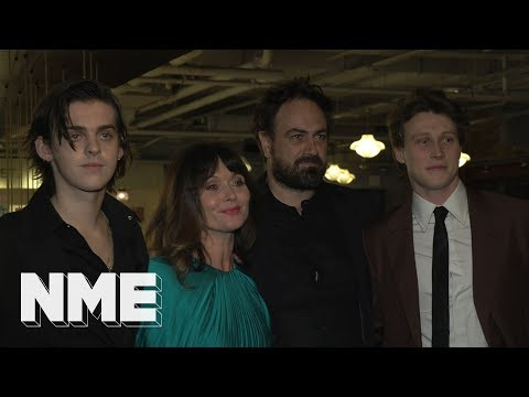 'True History of the Kelly Gang' premiere: George MacKay, Essie Davis & Earl Cave interviewed