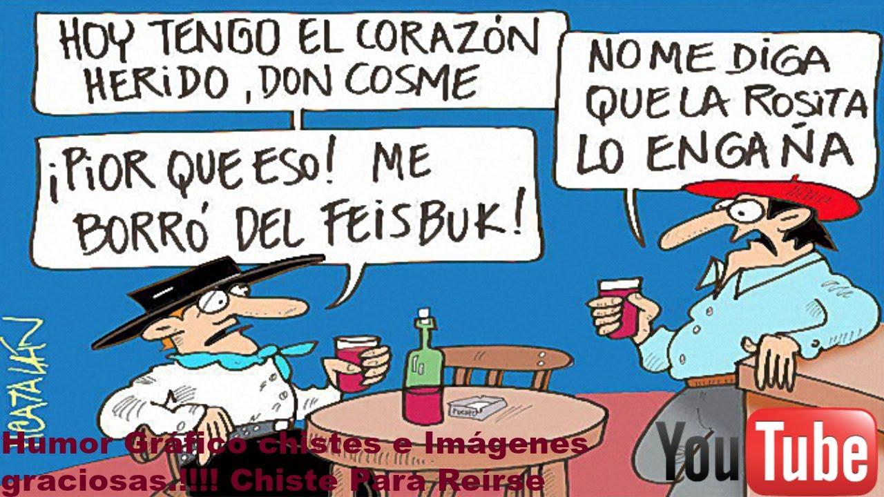 Humor Gráfico chistes e Imágenes graciosas.!!!! Chiste Para Reírse