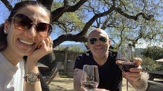 Не Хочу Стареть - Sunstone Vineyards & Winery - Эпизод 23 - Семейный Влог - Эгине - Heghineh