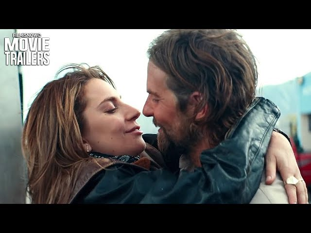 A STAR IS BORN Extended Teaser Trailer NEW (2018) - Bradley Cooper, Lady Gaga Musical Drama