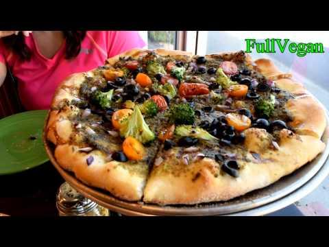 Allie's Vegan Pizzeria Spokane Washington