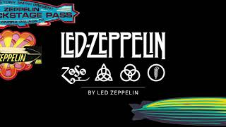 The official 50th anniversary book 'Led Zeppelin by Led Zeppelin' is available now.