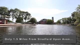 Stratford Caravans, Riverside Park Hire Facilities