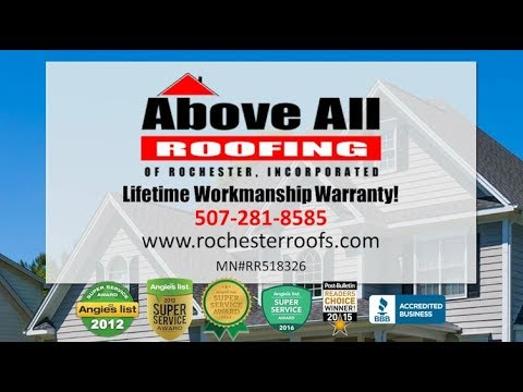 Above All Roofing Of Rochester | Rochester MN Roofing Contractors