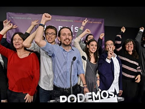 Spain's general elections: behind the scenes of the Podemos campaign | Owen Jones goes to Spain