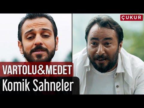Çukur - Vartolu & Medet Komik Sahneler