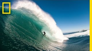 National Geographic Live! - Greg Long: Big Wave Rider