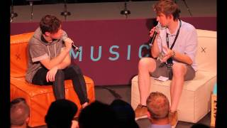 EMC 2014: Keynote Porter Robinson: Changing the Game