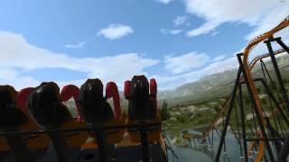 NoLimits 2 Roller Coaster Simulation Demo v.3 (PC)