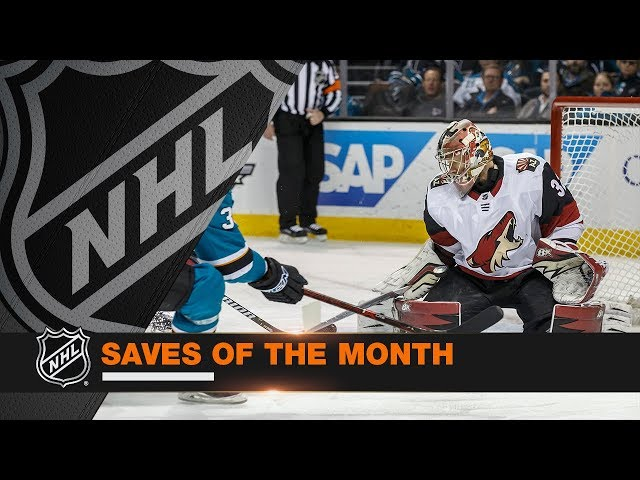 Top Saves of March