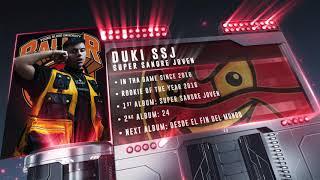 Lucho SSJ ft. Duki, Pablo Chill-E - Tamo Real (Lyric Video)