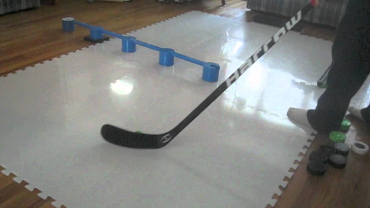 Stickhandling and reviews on the x tiles by xhockeyproducts youtube dailygadgetfo Images
