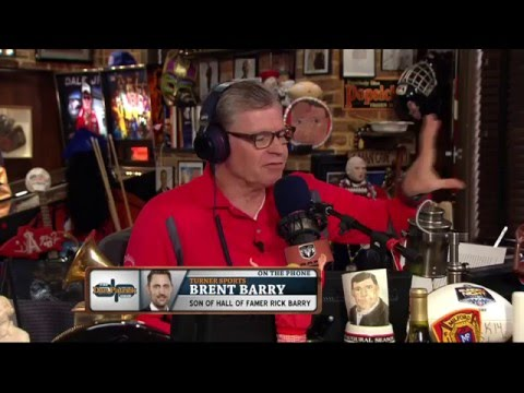 Brent Barry Shares A Story About Shaq And Underhand Shots (4/25/16)