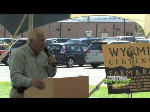 WLM TV: U.S. Senator Mike Enzi interview & remarks