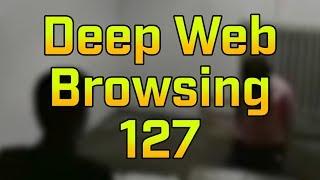 NORTH KOREAN PRISONER!?! - Deep Web Browsing 127