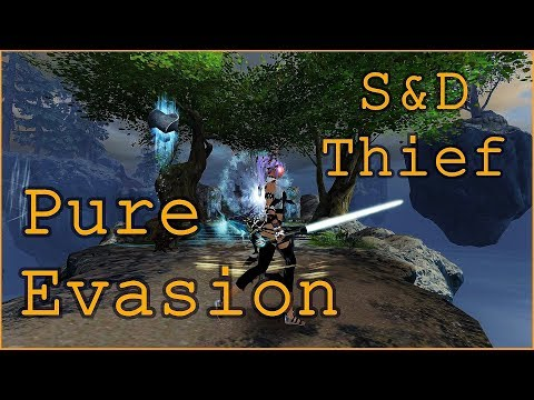 Guild Wars 2 – Sword / Dagger Thief PvP #EvasionPro