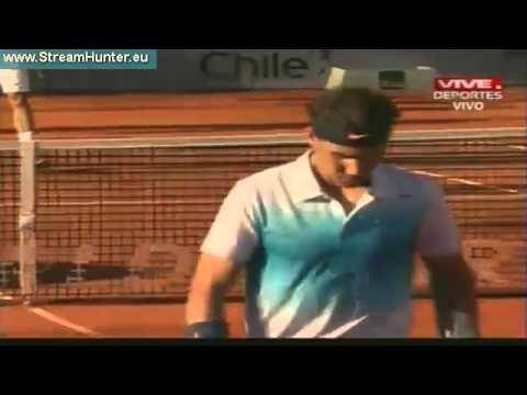 ATP Viña Del Mar 2013 R2 Doubles Nadal/Monaco Vs Dlouhy/Cermak Full Match