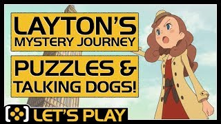 Layton's Mystery Journey: Katrielle and the Millionaires' Conspiracy | Let's Play