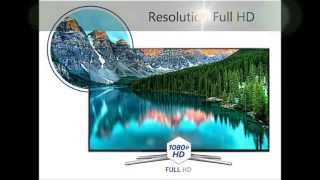 Samsung UN40H6350 40 Inch 1080p 120Hz Smart LED TV