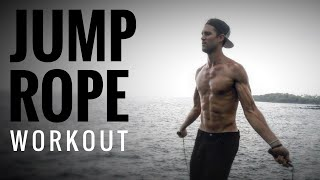 30 Min Fat Burning HIIT Jump Rope Workout
