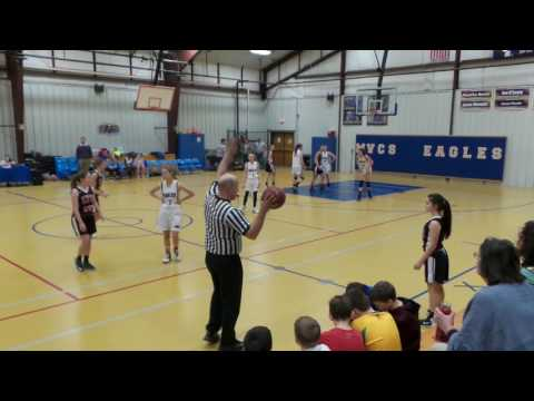 2.14 Varsity Girls Basketball @ Mid Vermont Christian School